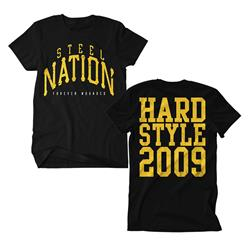 Hard Style Black