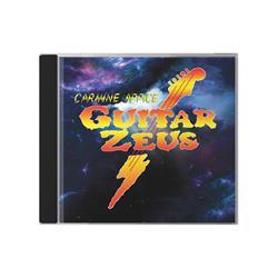 *SIGNED* Guitar Zeus CD