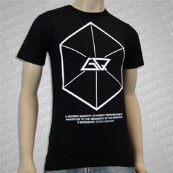 Hexagon Black