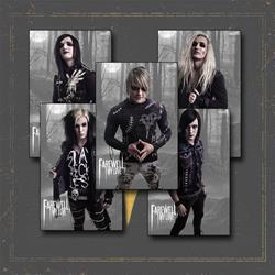 Band Members Poster Set