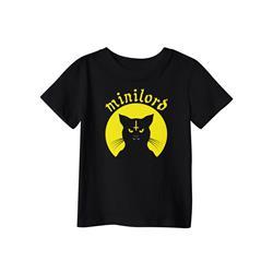 Minilord Evil Cat Black Toddler