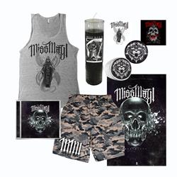 Deathless CD + Tank Top Mega Bundle