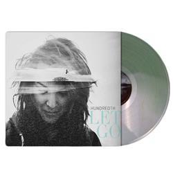 Let Go Half Cloudy Clear/Half Teal LP