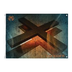 X Album Artwork  3X5 Custom Wall Flag