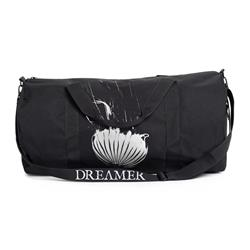 Umbrella Dreamer Black Duffel Bag