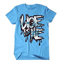 Woe, Is Me - Splatter Teal Sale! Final Print!