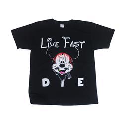 Live Fast Die Black