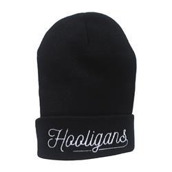 Hooligans Script Black