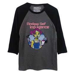 FGWSSS Grey/Black Raglan Shirt