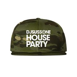 House Party Camo