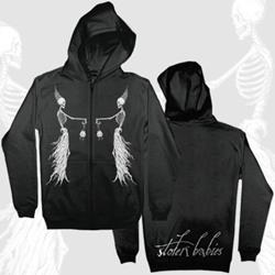 Skeleton Black