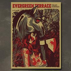 Dead Horses El Jefe Screen-Printed Poster