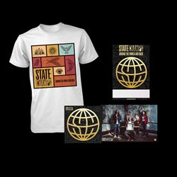 State Champs - CD/T-Shirt/Poster Bundle