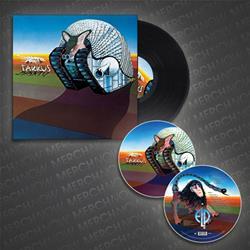 Emerson, Lake & Palmer - Tarkus LP + Picture Disc Bundlae