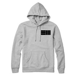 EM Logo Heather Grey