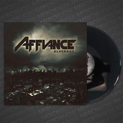 Blackout Black LP
