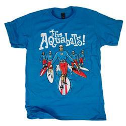 The Aquabats Surf's Up! Blue