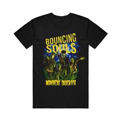 Maniacal Laughter (Glow In The Dark) Black