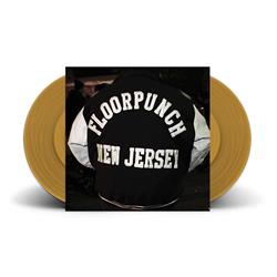 New Jersey Double Gatefold Gold LP
