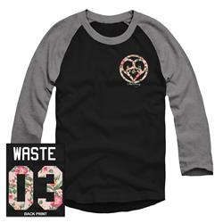 Waste '03 Black/White