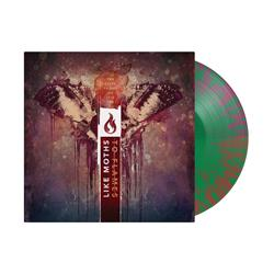The Dying Things We Live For Dookie Brown/Deep Purple With Green Splatter
