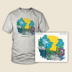 Dena Mora CD + T-Shirt Bundle