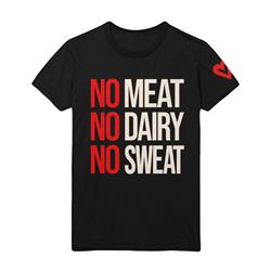 No Sweat Black