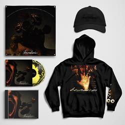 My Body In Bloom CD + LP + Hoodie + Flag + Hat