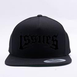 Death Metal Logo Black On Black