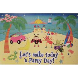Signed Party Day! Poster