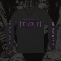 Hatred Stems From The Seed Black Long Sleeve