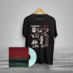 Red Weather Vinyl/Tee