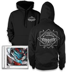 The Afterimage - Moth Pullover + CD