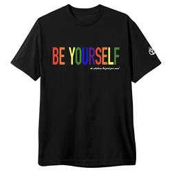 Limited Edition Be Yourself Black