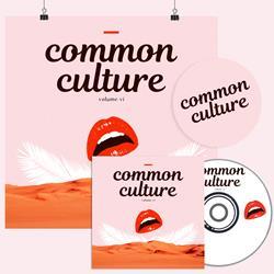 SIGNED Common Culture VI