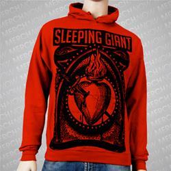 Bleeding Heart Red