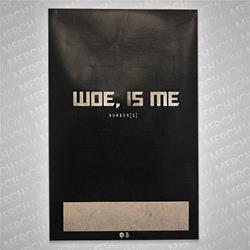 Woe, Is Me - Numbers Reissue