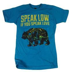 Bear Teal T-Shirt