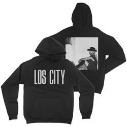 Lost City (BIG LOGO) Black