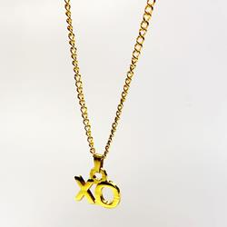 XO Necklace + DD