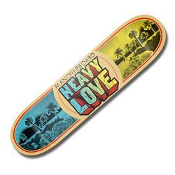 Heavy Love Skate Deck