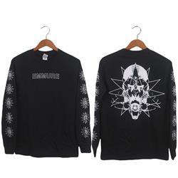 Stars & Skull Black