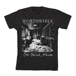 Old World Harm Black T-Shirt