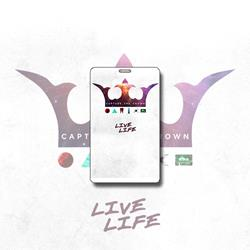 *Limited Stock* Live Life Laminate