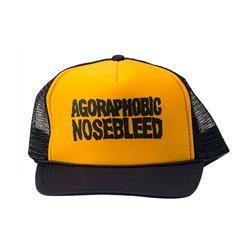ANB Black/Yellow Trucker Hat