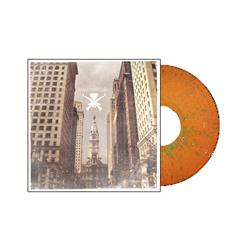 Self Titled Orange/Green Splatter LP