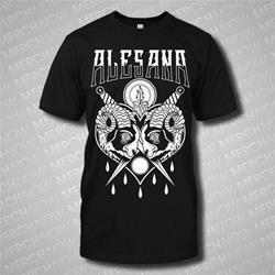 Rams Black T-Shirt