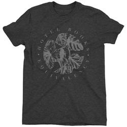 Floral Equivalency Heather Grey