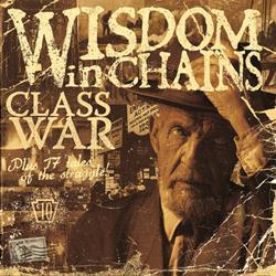 Class War Blue/Black Swirl LP