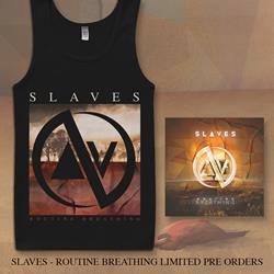 Slaves - Routine Breathing - Tank Top + CD + Digital Download